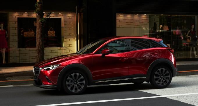 Po najnovijim standardima: Mazda CX-3