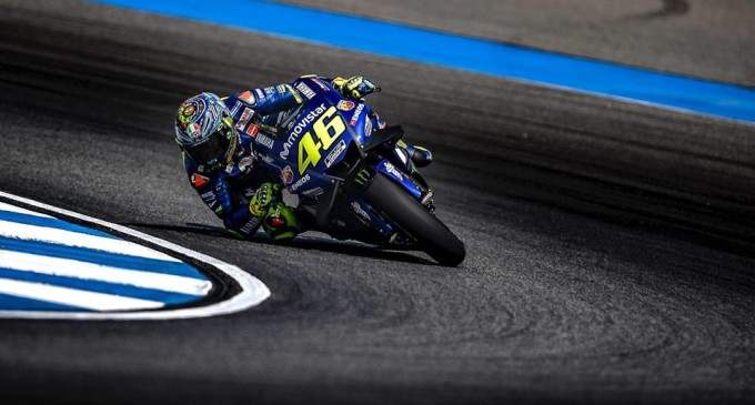 Valentino Rossi produžio ugovor sa Yamahom