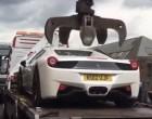 Nije za ljubitelje Ferrarija slabog srca