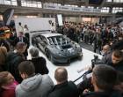 Miloš Pavlović na sajmu predstavio Lamborghini Huracan GT3