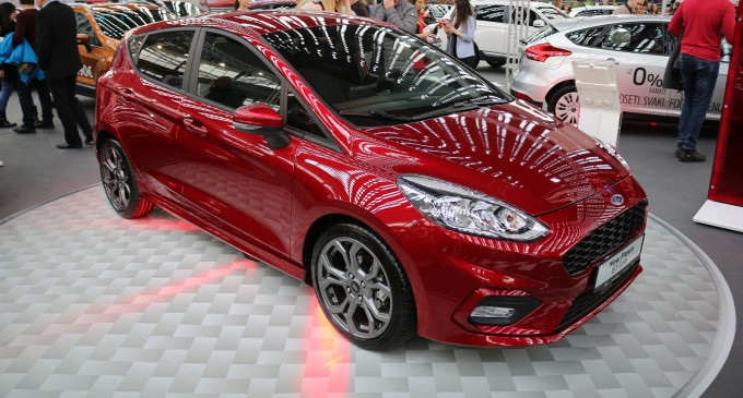 U prva tri dana sajma prodato 79 Fordova