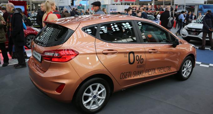 Novu Ford Fiestu možete preuzeti već za 246 evra