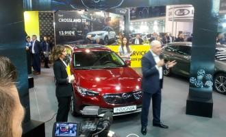 Počeo sajam! Opel prvi predstavlja nove modele