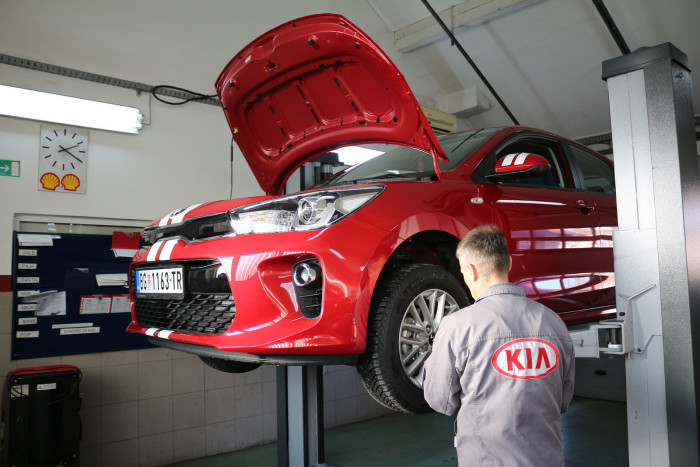 Auto magazin Srbija SUPER TEST Kia Rio 1.25 EX City