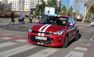 SUPER TEST: Kia Rio 1.25 EX City 2. deo
