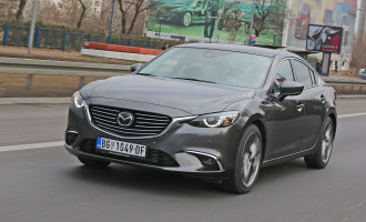 TEST: Mazda 6 CD175 A/T Revolution Top