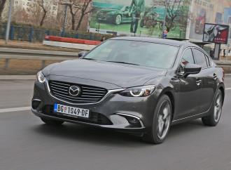 TEST: Mazda 6 CD175 A/T Revolution Top