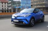 TEST: Toyota C-HR Hybrid C-ULT