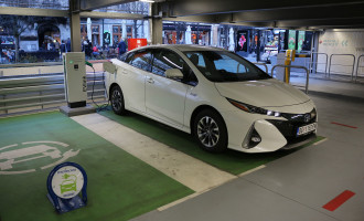 Jeftiniji parking za električne i hibridne automobile