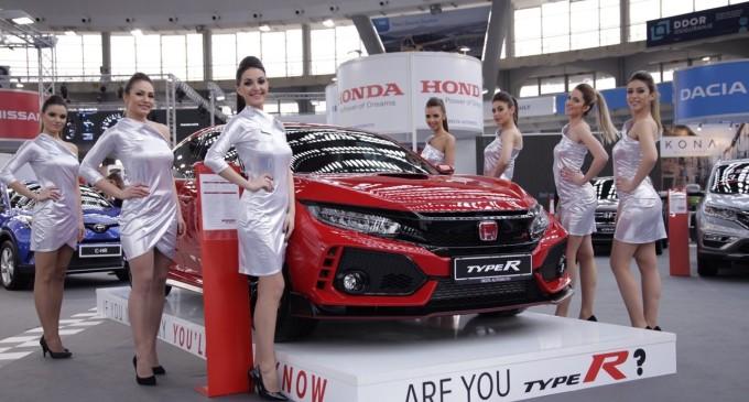 Honda Civic Type R prodata prvog dana sajma