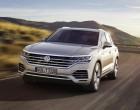 Novi VW Touareg cilja na premijum konkurente
