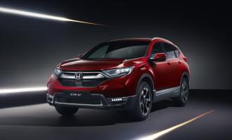 Nova Honda CR-V imaće hibridni pogon i 7 sedišta