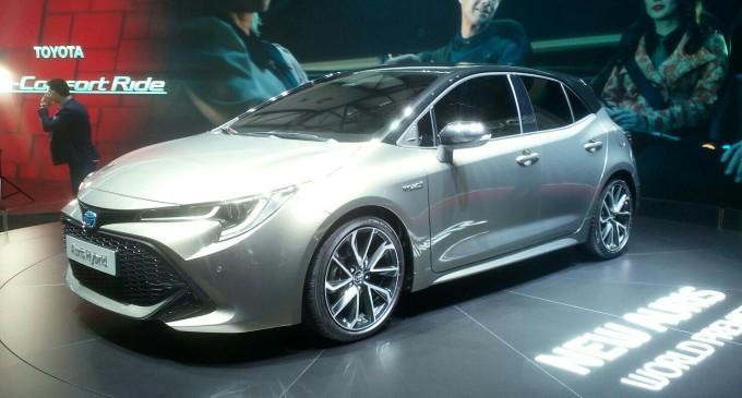 Ovo je potpuno nova Toyota Auris