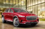 Prve zvanične fotke: Mercedes-Maybach Ultimate Luxury Concept