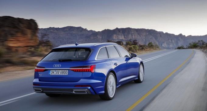 Premijera: Audi A6 Avant
