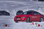 Ekskluziva na snegu: BMW M4 Snow Drift