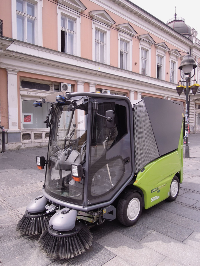 Auto magazin Srbija Green Machines 500ze Plus
