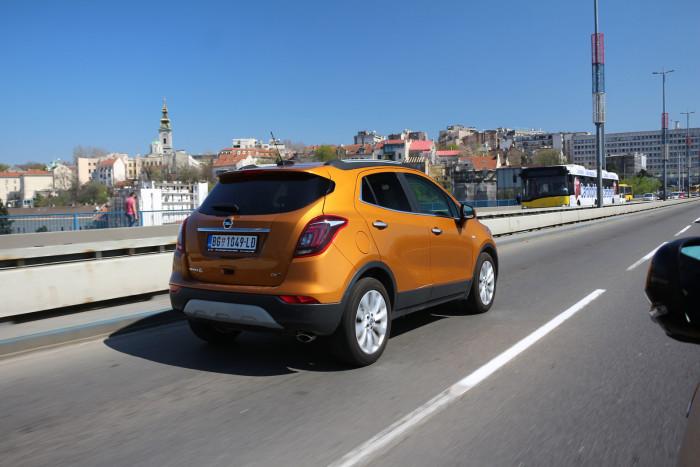 auto magazin srbija test opel mokka x 1,6 CDTI