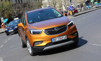 TEST: Opel Mokka X 1,6 CDTI Innovation