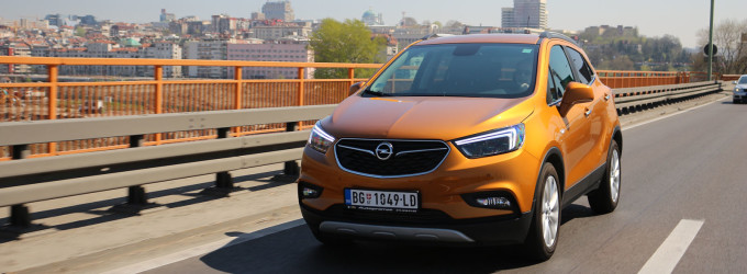 TEST: Opel Mokka X 1,6 CDTI Innovation
