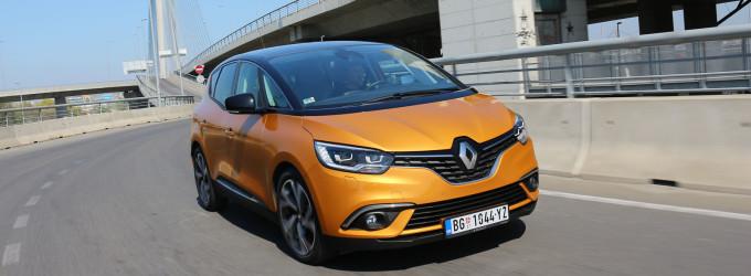 TEST:  Renault Scenic IV Bose Energy dCi 160 EDC