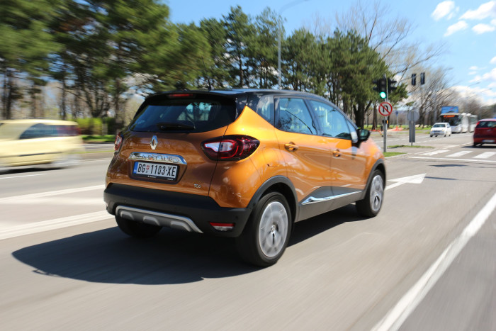 auto magazin srbija test novi renault captur TCe 120
