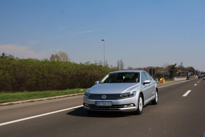 auto magazin srbija test vw passat b8 2,0 tdi