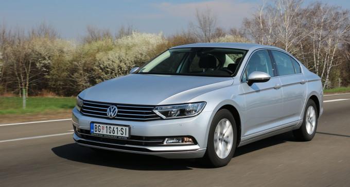 Test: Volkswagen Passat 2,0 TDI Comfortline