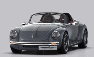 Memminger pravi sopstveni roadster na bazi VW Bube