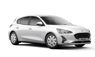 Bazni Ford Focus Trend uopšte ne izgleda loše