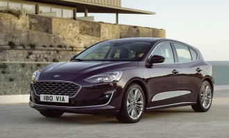 Ovo je potpuno novi Ford Focus!