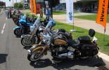 Harley Davidson Demo Show