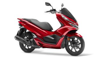 Novitet: Honda PCX 125