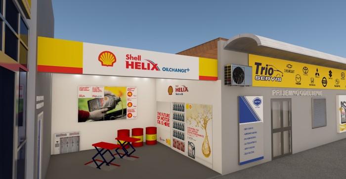 Auto magazin Srbija Shell brzi servis