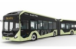 Volvo predstavio prvi električni zglobni autobus