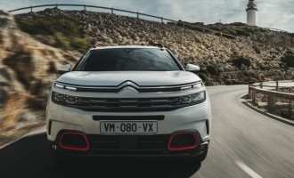 Citroën C5 Aircross posle Kine stiže u Evropu