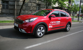 TEST: Kia Niro EX Urban