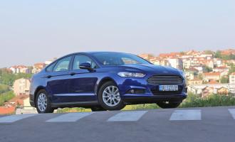 Kraj za Ford Mondeo