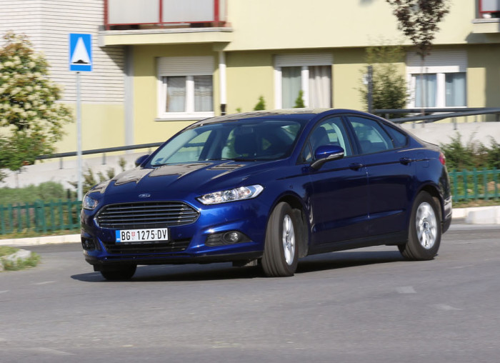 auto magazin srbija test ford mondeo 1,5 TDCi