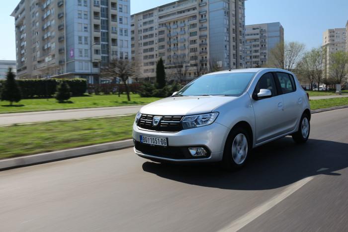 Auto magazin Srbija Test Dacia Sandero Easy R automatik