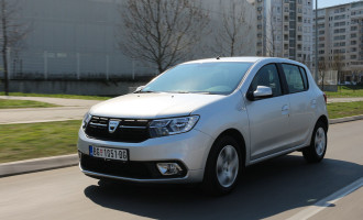 TEST: Dacia Sandero TCe 90 Easy-R Laureate