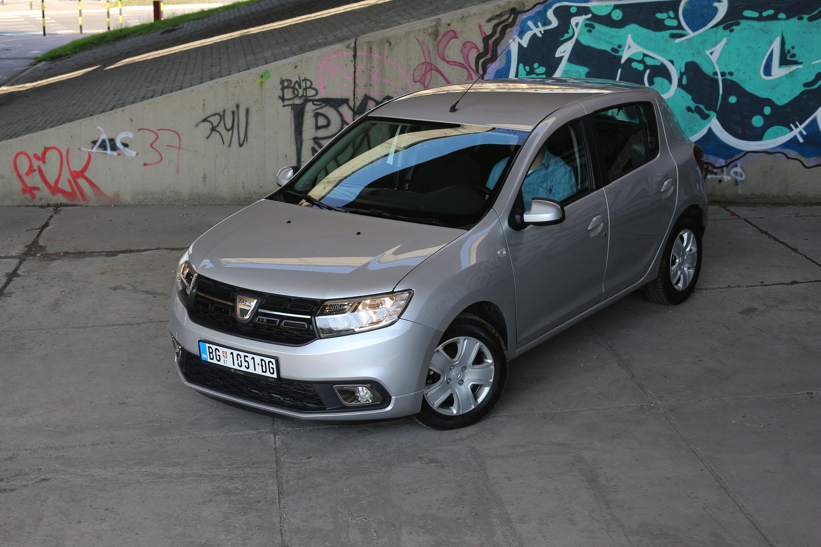 test dacia sandero tce 90 easy r laureate auto magazin. Black Bedroom Furniture Sets. Home Design Ideas