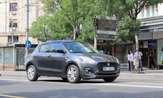 Novi Suzuki Swift na testu Auto magazina