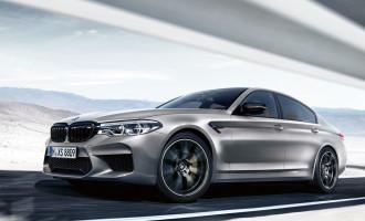 Spreman da zaroza asfalt: BMW M5 Competition sa 625 KS