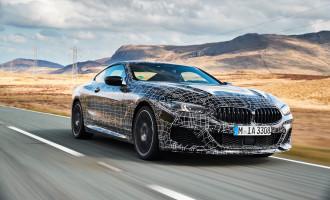 BMW Serije 8 Coupe na putu ka serijskoj proizvodnji