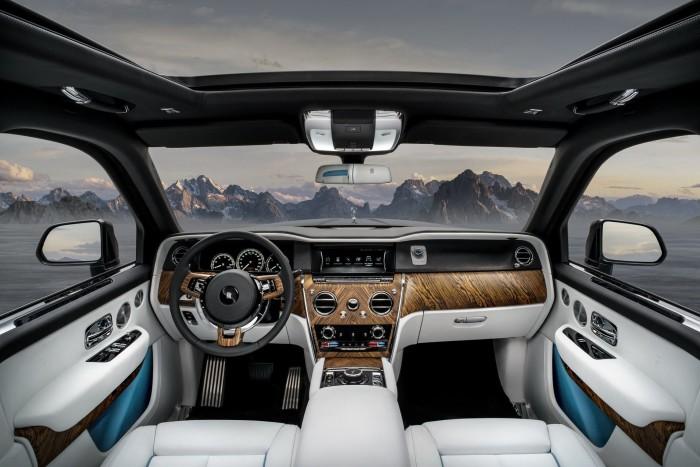 Auto magazin Srbija Rolls Royce Cullinan