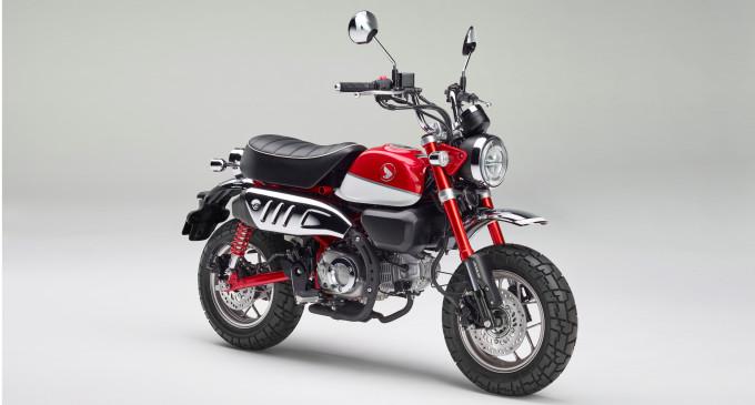 Noviteti: Honda Monkey