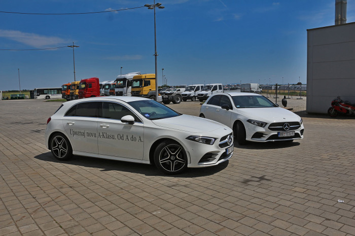 auto magazin srbija mercedes a klase test