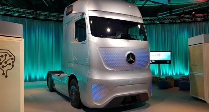 Ekskluzivno: Kamionske tehnologije budućnosti