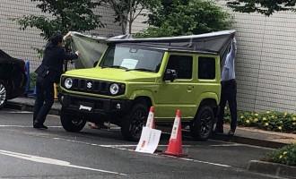 Prve fotografije: novi Suzuki Jimny